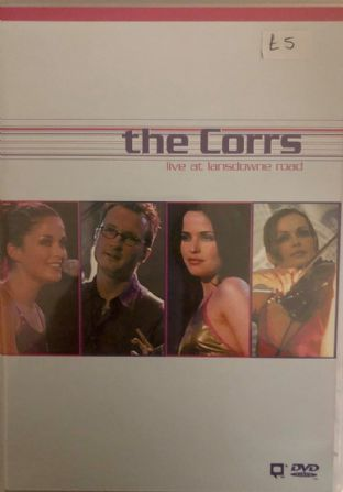 Corrs (The)  - Live At Lansdowne Road (DVD)